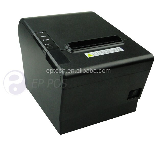 E80 with auto cutter best selling retail 80mm thermal pos printer
