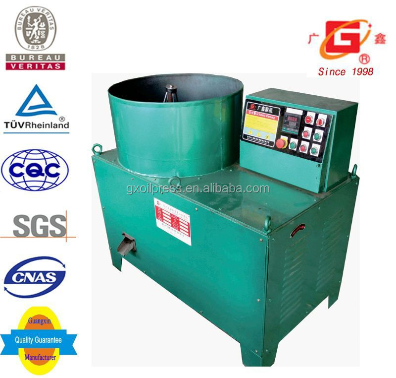 Easy operate Automatic slag removal Edible oil purifier centrifugal oil filter