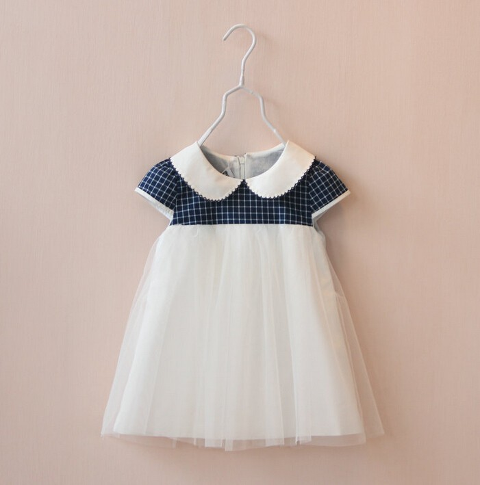 C28659A New Style Child Girl Dreses