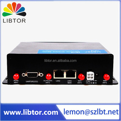 Best libtor T270-B1 industrial 3g router with 1 sim card slot