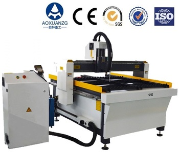 cnc plasma cutting machine 1530 Super quality alumium copper 380V 45A low cost metal cutter machine price