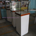 High end retail jewelry display stand with jewelry shop interior furniture design