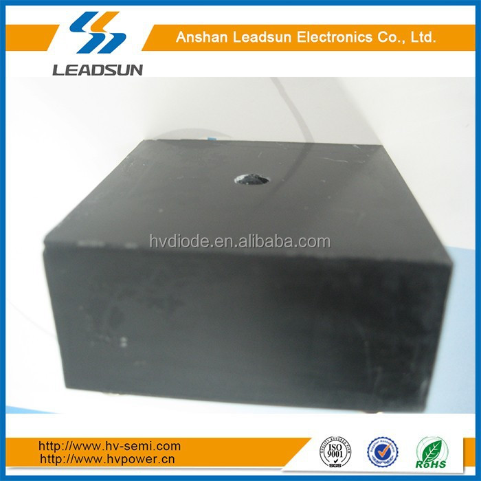 hot sale high reliability 10KV/1 .0A dc power rectifier