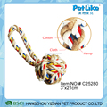 Wholesale Dog Cat Pet Colorful Rope Natural Dog Toy