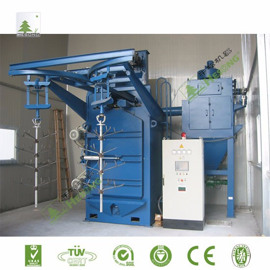 Automatic Q37 Series Hook Shot Blasting Machine