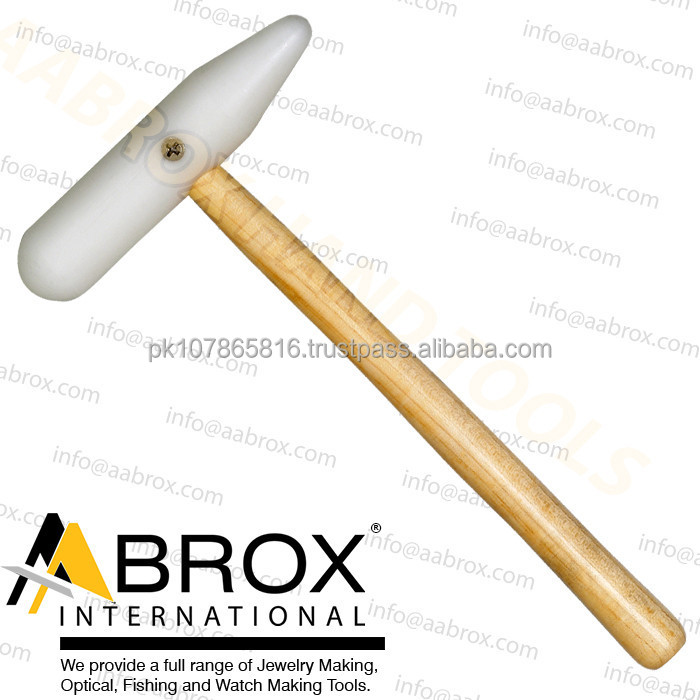 Bossing Hammer Cone forming Hammers Non-Marring Wire Metal shaping Jewelry making