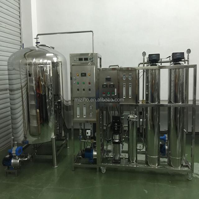 MZH-RO Drinking water treatmen mineral water cosmetics plant