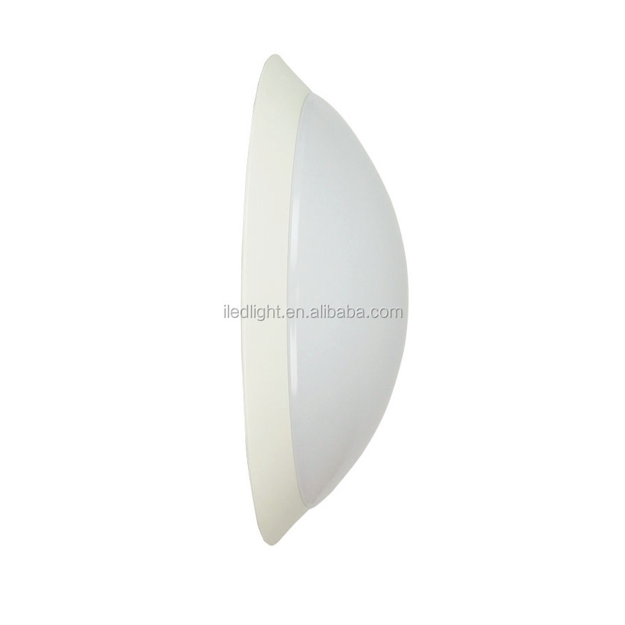 Indoor Round 18W DALI Dimmable LED Flush Mounted Lamp for Shop Ceiling Lighting