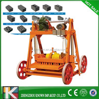 Factory Manufaturing Used Concrete Block Making Machine For Sale