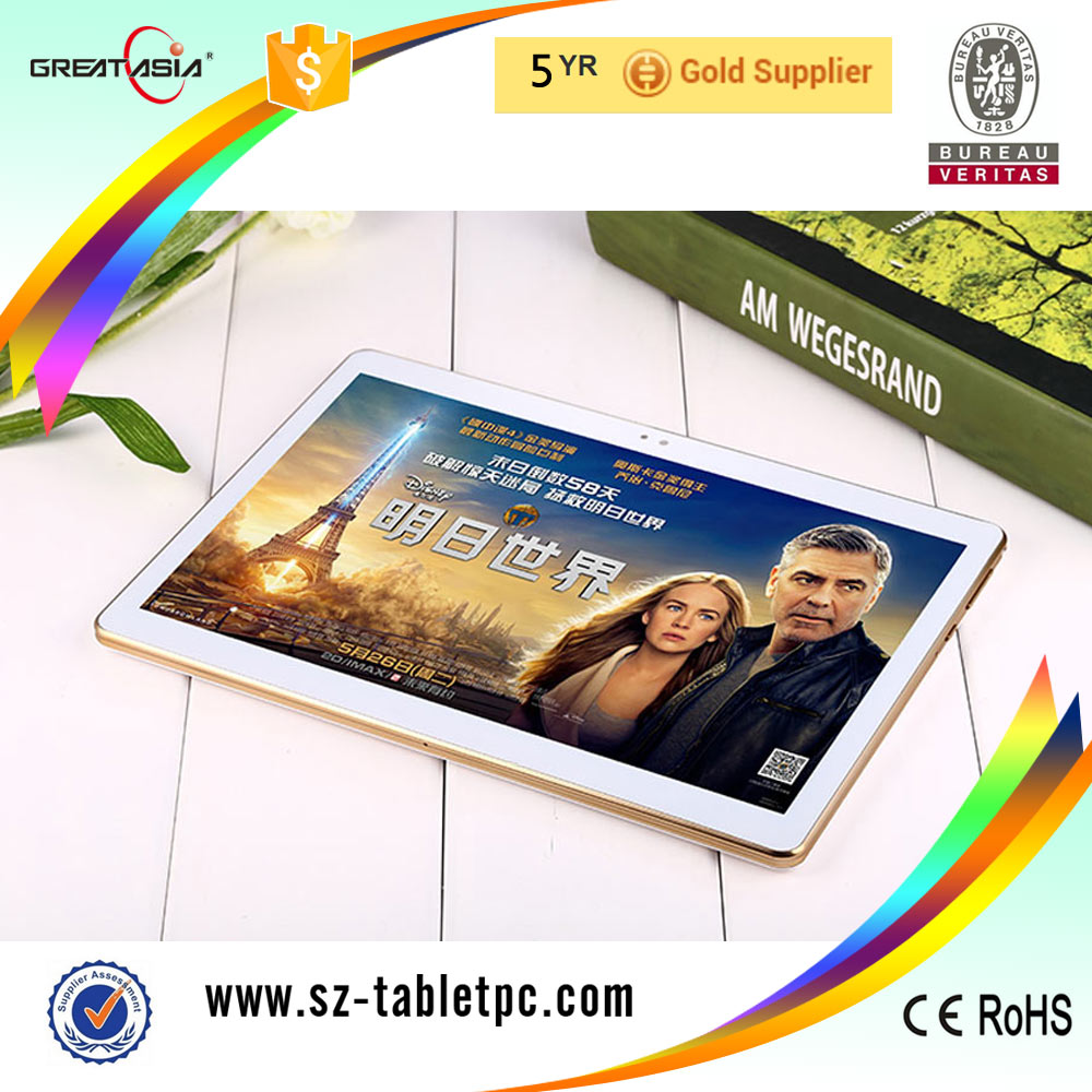 Android 5.1 Tablet PC Quad-Core 2016 new 10 inch 3G video phone call tablet pc