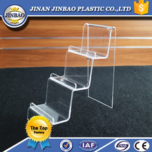 JINBAO factory direct clear 3mm used acrylic lego display case