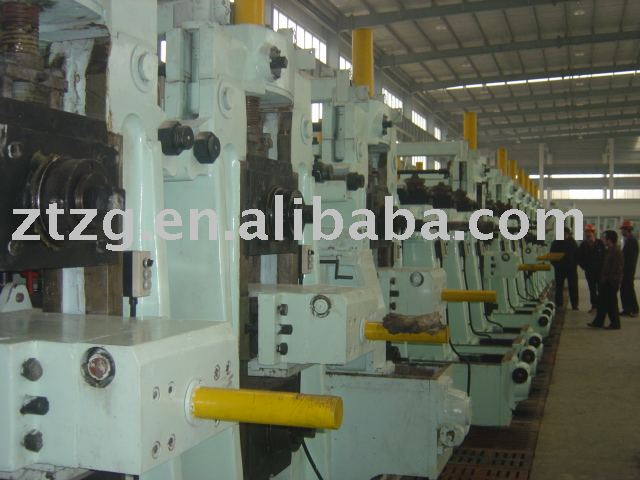 ERW 165 cold rolled forming machinery