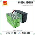 long life cycle e-bike battery 24 volt lithium battery pack 24v 10ah 6S5P