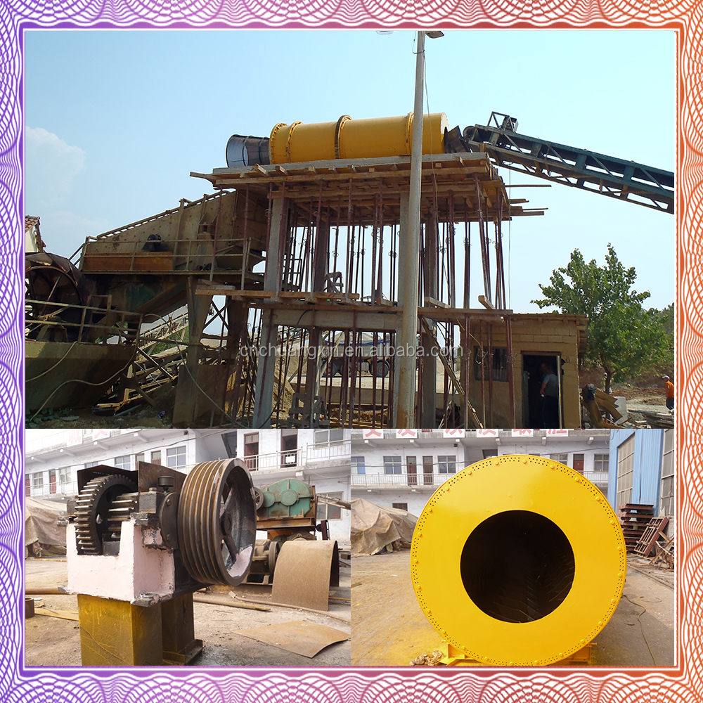 High efficiency Industrial Sand Dryers For Sale with best quality from YIGONG machinery