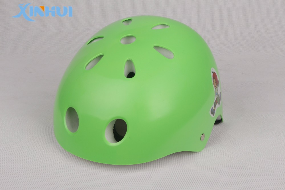 Colorful Children carbon protection crash unique design safety ONE STEP technology EPS material in-mold bicycle helmet