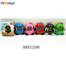 Hot selling plastic electronic toy pet game machine toy educational tamagotchi toys for kids