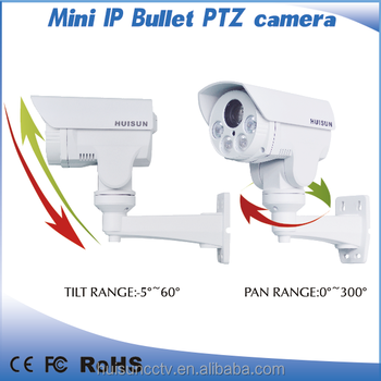 underwater colour proof ir ip bullet pan tilt zoon camera