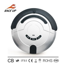 High Tech Sweeper Machine Two Side Brush Floor Cleaning Auto Robot Vacuum Cleaner