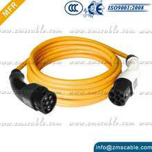 car charging cable car diagnostic cable copper conductor cable