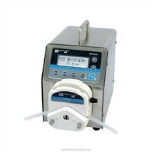 Lead Fluid CE approval tumescent infiltration Peristaltic Pump Peristaltic Dosing Pump BT100S with YT15