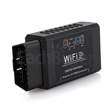 Wireless Wifi Scanner OBD2 OBD II Car Diagnostic Interface Reader for Android iPhone