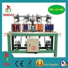Braided shoe laces making machine