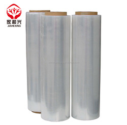 heat shrink paper roll plastic wrapper wrapping wrap for cargo packing candy flower food gift baskets warehouse wood