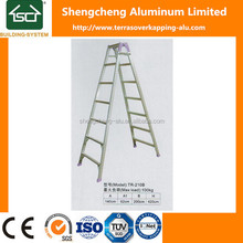 Twin 6 Stepladders,Aluminum Folding Ladder