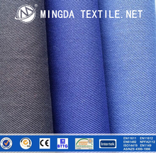 EN 11612 high temperature resistance aramid / FR viscose woven fabric for fire proof clothing