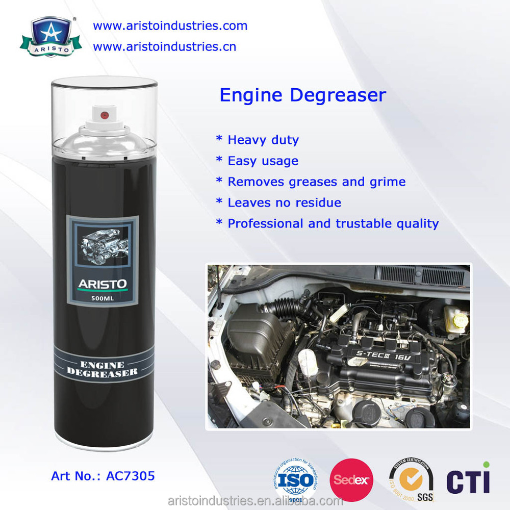 Aristo Engine Degreaser/Auto Care Products Car Cleaning Spray Engine Degreaser