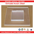 High quality Chinese factory 2mm clear Acrylic Sheet