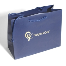 Full Color Custom Printed Paper Bags With LOGO