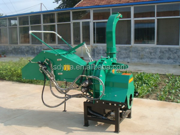 used small wood chipper