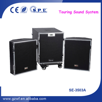 SPE Audio Touring Portable Sound System SE-3503A