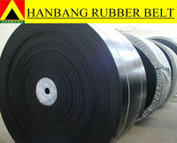 reinforced rubber conveyor belts EP250/3ply(4+2)