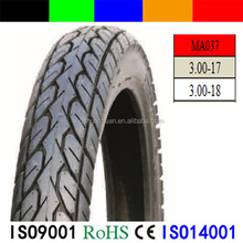 china motorcycle tire manufacturer Motorcycle strong quality 3.00-18