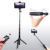 YUNTENG 9928 Wireless Remote Extendable Selfie Stick Monopod Tripod Phone Stand Holder Mount for iPhone Sumsang Android