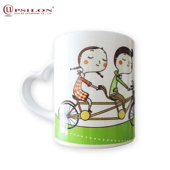 Customsization Best Quality Sublimation 11 oz Ceramic Mug