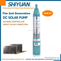 2nd Generation pump IMPELLER PUMP /SHIYUAN 1'' 72V 600W IMPEELER TYPE DC SOLAR PUMP NO NEED CONTROLLER