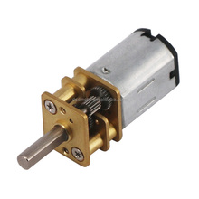 12mm Small 4.5V 60rpm DC Gear Motor