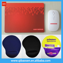 Factory supply custom promotion gift Mouse pad, Non-slip mousepad, computer rubber mouse mat with good qualtiy low price