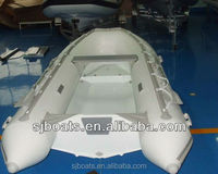 Hypalon Rigid Inflatable fishing Boat for sale with price factory