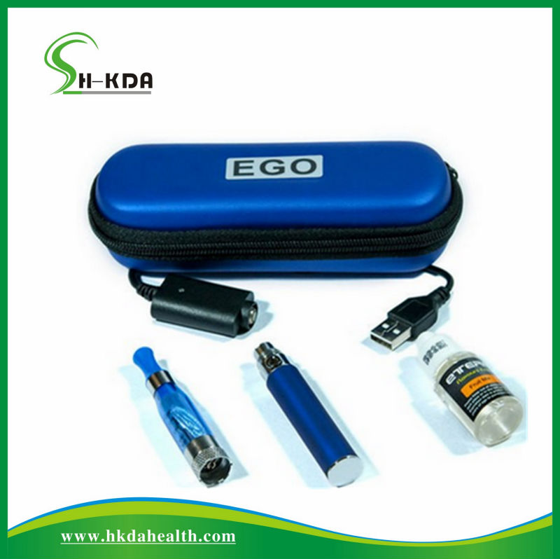 High quality vaporizer smoking ego t starter kit ego t electronic cigarette dubai