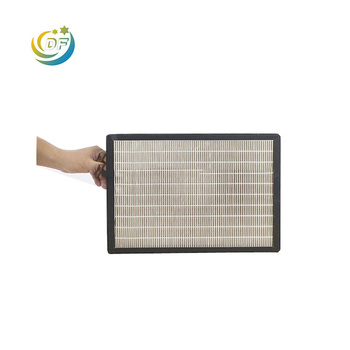 Customized air hepa air cleaner filters manufacturer home HEPA Filter for air purifier manufacturer from china