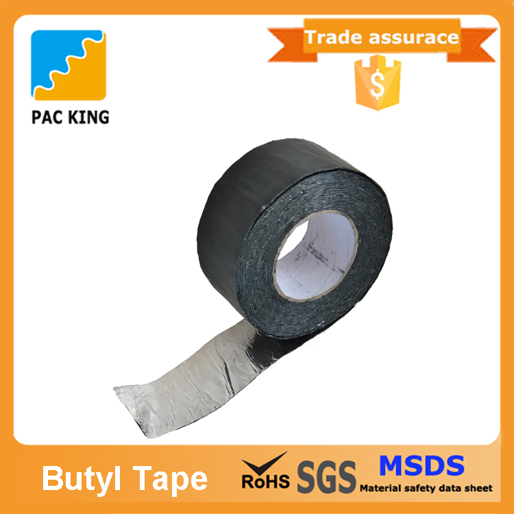 New Product China Manufacturer For Sealing Shockproof Nature Rubber Adhesive Butyl Tape