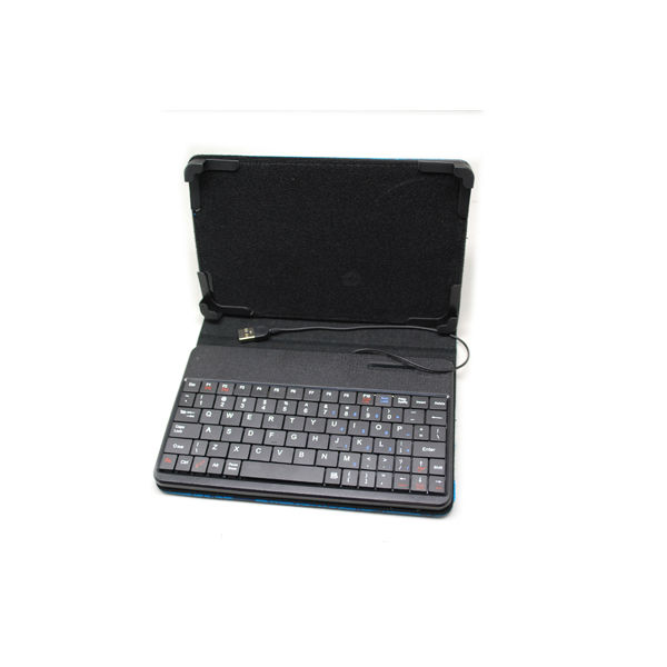 Usb Leather Tablet Android Case and Keyboard