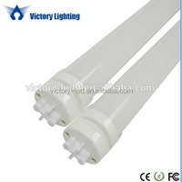 1200mm smd 2835 4ft frosted cover ring led tube lighting