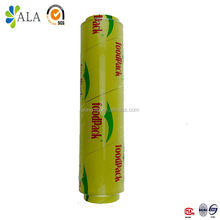 fresh wrap plastic food packaging film cling film for cooking