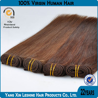 New Products In China Market Factory Price Wholesale Indian Remy Hair Chocolate