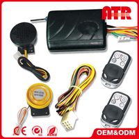Remote start engine ( pre- warm the car ) fix code mode motorcycle alarm system